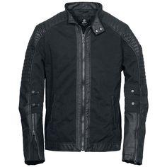 """Branditin """"Road King"""" -takki. Täydellinen biker-takki rentoon retro-tyyliin!"""