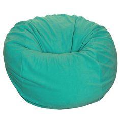 Bean Bag Chair Color: Teal - http://delanico.com/bean-bag-chairs/bean-bag-chair-color-teal-589049959/