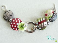 BOONIE CREATIONS > Polymer Clay Jewelry > NEW COLLECTIONS