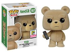 Funko announced their San Diego Comic-Con Exclusives: Wave Three | Flocked Ted