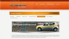 Página de Permissão Internacional da Auto Escola Vila Prudente - Guarulhos