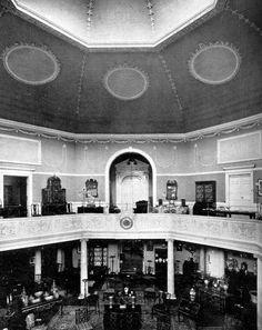 1890 - 1937 The Octagon in Bath