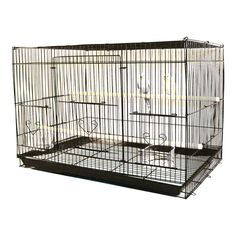 Check out the deal on Bali Bungalow™ Breeding Bird Cage at Bird Cages 4 Less