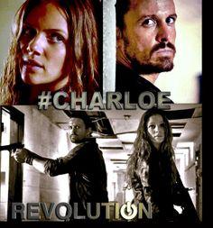 Revolution - Monroe and Charlie