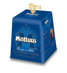 Motta Mottino Christmas Panettone