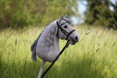 Irish Draught Horse 'Grey Pilgrim' by Eponi-hobbyhorses on DeviantArt Stick Horses, Hobby Horse, Draft Horses, Equine Art, Equine Photography, Community Art, Pilgrim, Irish, Pokemon
