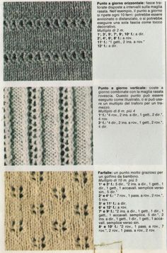 Journey On Essential Oil Blend YL Emotional Essential Oils Knitting Charts, Lace Knitting, Knitting Stitches, Knit Crochet, Knitting Patterns, Crochet Patterns, Stitch Book, Drops Design, Knitting Projects