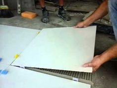 Novo metodo para assentar porcelanato 100 % nivelado e alinhado