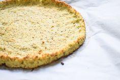 Dairy Free Cauliflower Keto Pizza Crust