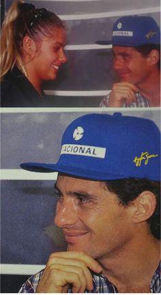 Ayrton Senna: Mãe de Senna Era a Única da Família Que Gostava de Adriane Galisteu