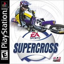 EA Sports Supercross psx iso download