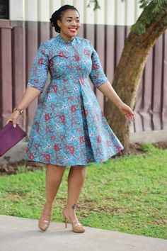 Pictures of our most lovely ankara styles of all time for every beautiful lady out here. Some try these lovely ankara styles African Fashion Ankara, African Fashion Designers, Latest African Fashion Dresses, African Print Fashion, Africa Fashion, Women's Fashion Dresses, African Men, African Style, Fashion 2017