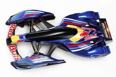 Das Ausstellungsstück wurde zunächst auf Automessen und Spiele-Events präsentiert. Mittlerweile steh... - Red Bull