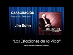 Las Estaciones de la Vida - Jim Rohn (Audio) - YouTube