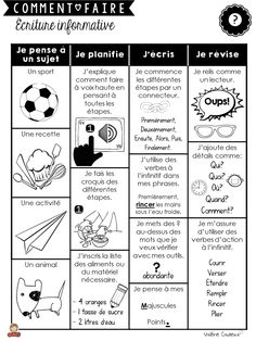 French Teacher, Teaching French, Teaching Activities, Classroom Activities, Classroom Ideas, High School French, Procedural Writing, Core French, French Classroom