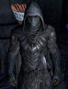 Dark archer