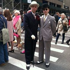 From my first ever attendance at the Easter Parade! #1938 dated three piece…