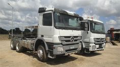 Mercedes-Benz ACTROS 3340, 6x4, 2011, tractor. Auction
