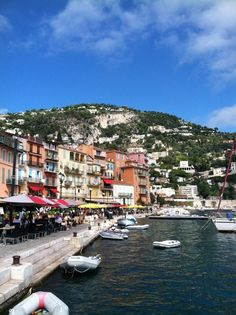 villefranche sur mer, France  Beautiful - went here in late 1990.  Great find