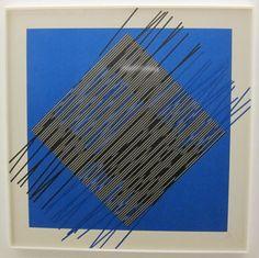 Jesús Rafael Soto Composition 1974 Galeria...