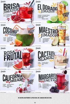 # Food and Drink logo behance Tequila El Jimador - Social Media Ads Menue Design, Food Graphic Design, Food Menu Design, Food Poster Design, Food Packaging Design, Web Design, Cafe Menu Design, Restaurant Menu Design, Restaurant Identity