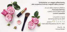 Make-Up workshop. More: https://lucianolapadula.wordpress.com/2018/03/29/makeup-in-bari/      makeup corso estetica artestetica francesca dell'oro luciano lapadula trucco moda estesia bari storia fashion make up