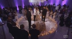 Tension mounts as the officiant, Kandi's father, recites the line asking if anyone would like to object. Joyce wonders why everyone is looking at her... Read more at: http://www.allaboutthetea.com/2014/07/07/kandis-wedding-finale-recap/