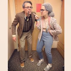 Old People Halloween Costume | Old People Halloween Costume Ideas I Need To Try Pinterest