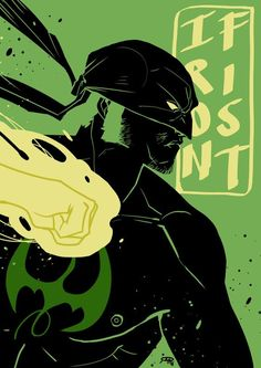 Iron Fist - Denis Medri