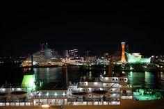 神戸の夜景でございます