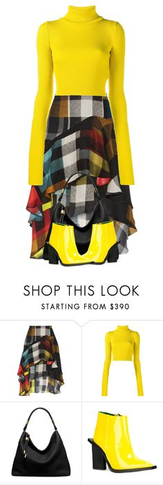 """""""Untitled #2330"""" by m-aigul712 ❤ liked on Polyvore featuring Preen, Jacquemus, Michael Kors and Marques'Almeida"""
