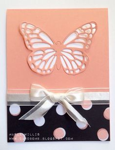 Butterfly Thinlits from Stampin' Up!