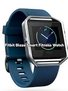 Text / Fitbit Blaze Smart Fitness Watch