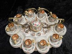 capodimonte porcelain tea cups - Sök på Google