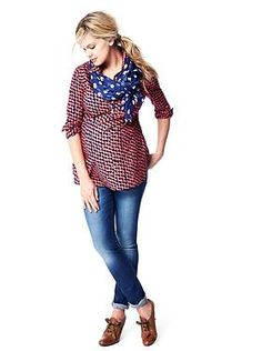 Maternity Clothing: We ♥ Outfits New Arrivals | Gap