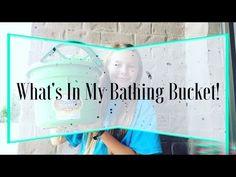 What's In My Bathing Bucket!! - YouTube Bathing, Channel, Bucket, Music, Youtube, Bath, Musica, Musik, Swim