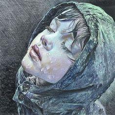 Beautiful Art Paintings | Beautiful paintings by Maria Zeldis - ego-alterego.com