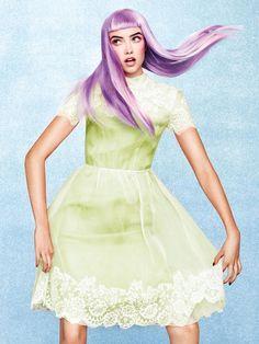 Candy Girl (Teen Vogue)