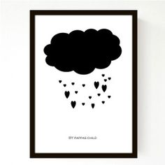 A4 Heart sky • LIVINK • Tictail