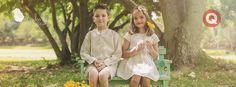 Inés y Karlitos en portada virtual de #abril #mesdelniño