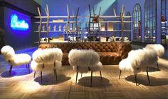 Baxter Chester Moon Sofa #furniture #sofa #tufted