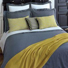 Parure de lit Astor Satin de coton Mariée