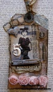 Tim Holtz's Tags of 2012, June Edition