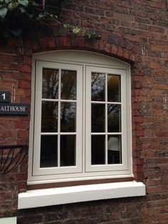 Residence 9 Clotted Cream installation by Central Windows Ltd
