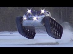 Ripsaw's all new design and its ridiculous... video speaks for itself