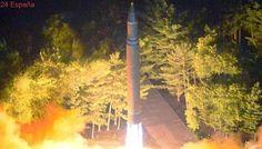 Kim Jong Un pide lanzar más misiles contra el Pacífico