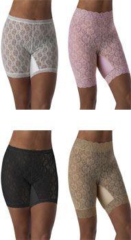 under jean shorts