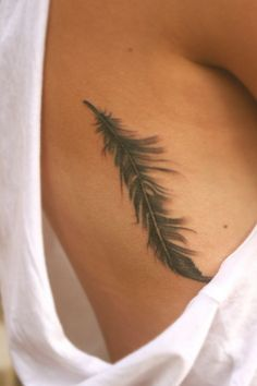101 Adorable Feather Tattoo Ideas For Women