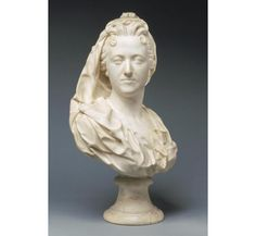Philadelphia Museum of Art - Collections Object : Bust of a Woman Marble Bust, Art Vintage, Philadelphia Museum Of Art, Antique Jewelry, Ivory, Antiques, Statues, Collections, French