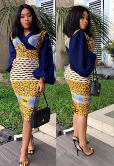 African style 729372102133025629 - Long ankara dress gowns african style: Long stunning Ankara dress gowns Source by correctkid Best African Dresses, Latest African Fashion Dresses, African Print Dresses, African Print Fashion, Africa Fashion, African Attire, Ankara Fashion, African Prints, African Fabric